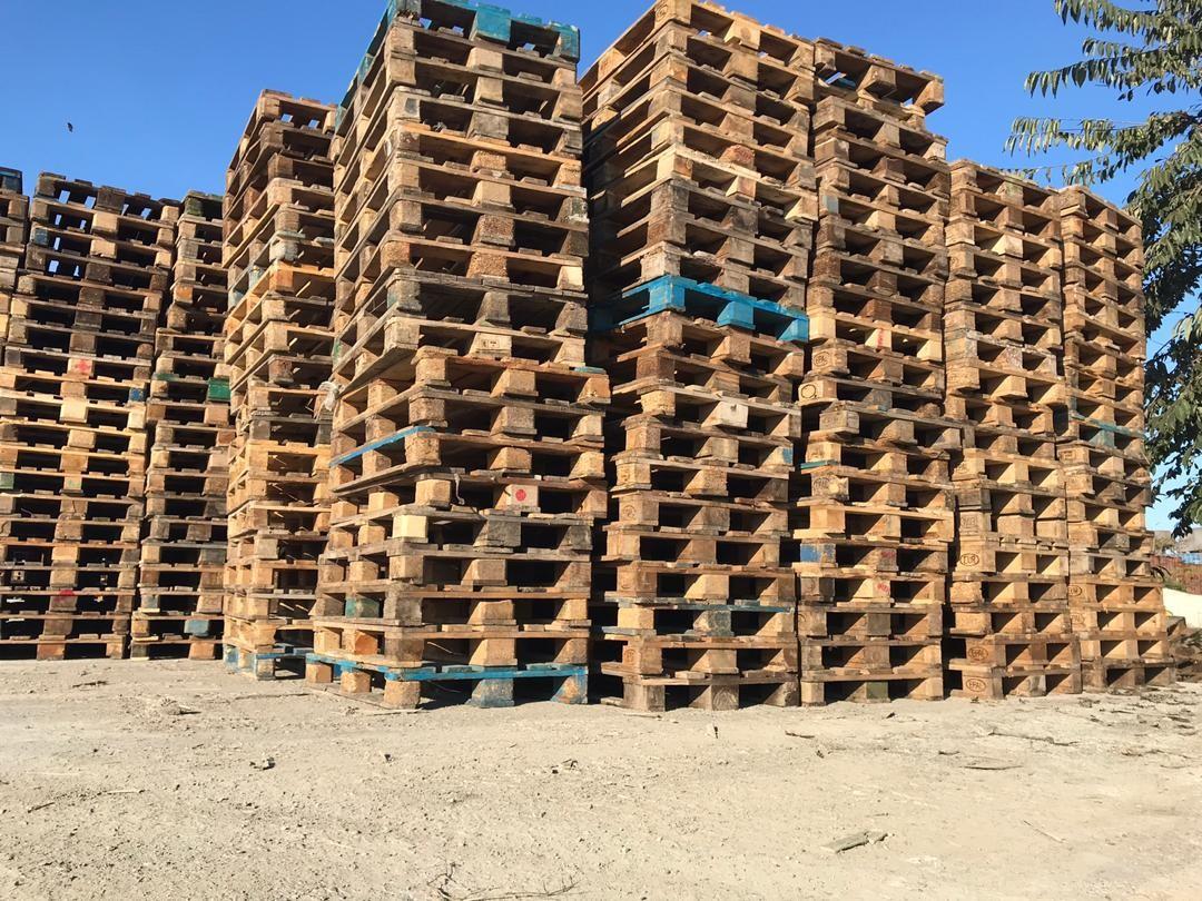 ضایعات چوبی ( تخته ، پالت ، نئوپان و … )